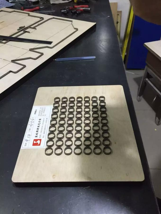 Wood Laser cutting machine  / Die Board laser cutter for wood industry