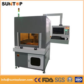 चीन 20W fiber laser marking machine metal laser marking machine safety standard आपूर्तिकर्ता