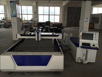चीन Metal Laser Cutting Machine with Power 500W and Cutting Size 1300 × 2500mm आपूर्तिकर्ता