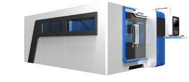चीन Sheet Metal Cutting Fiber Laser Cutting Machine With Laser Power 1000W आपूर्तिकर्ता