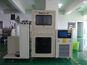 चीन 75W Diode Laser Marking Machine for Packing Bag , Industrial Laser Marking आपूर्तिकर्ता