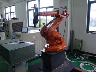 चीन CE & ISO 9001 Robot Jewelry Laser Welder With Abb Robot Arm For Automatic Welding आपूर्तिकर्ता