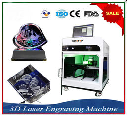 चीन Laser Engraver Equipment 3D Crystal Laser Inner Engraving Machine आपूर्तिकर्ता