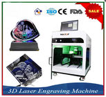 Laser Engraver Equipment 3D Crystal Laser Inner Engraving Machine