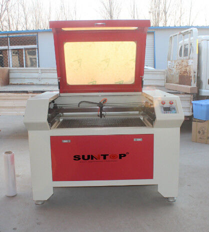 60w Co2 Laser Cutting And Engraving Machine For Acrylic And