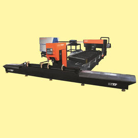 चीन High hardness density board CO2 laser cutting machine with laser power 1500W वितरक