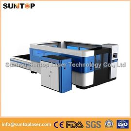 चीन Mild steel , aluminium , brass and copper fiber cnc laser cutting machine फैक्टरी