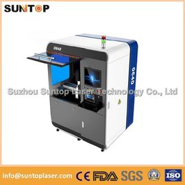 चीन Small size metal laser cutting machine , Fiber laser cutting equipment वितरक