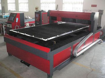 चीन Steel Metal YAG Precision Laser Cutter Cutting Size 1500 × 3000mm वितरक