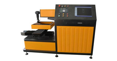 चीन Small Cutting Size 650 Watt YAG Laser Cutting Machine for Metal Processing वितरक