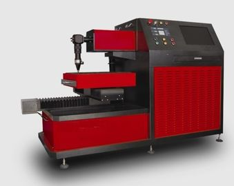 चीन Small Breadth YAG Laser Cutter for Metal Laser Cutting Industry , Three Phase 380V / 50Hz वितरक