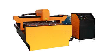 चीन Galvanized Steel YAG Laser Cutting Machine , Laser Power 650W for Advertising Trademark वितरक