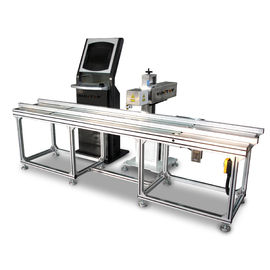 चीन Co2 Laser Marking Machine , Laser Power 50w Co2 Laser Engraver वितरक