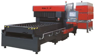 चीन 1500W die board CO2 laser cutting machine , cutting size 1250 * 2500mm वितरक