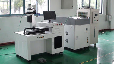 चीन 300W Fiber Laser Welding Machine Euipment 5 Axis Linkage Automatic वितरक