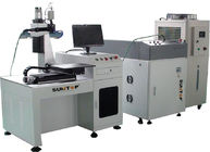Brass / Copper Fiber Laser Welding Machine Energy Feedback for Glass Frame Welding